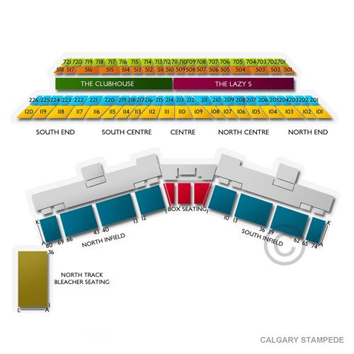 Calgary Stampede Grandstand