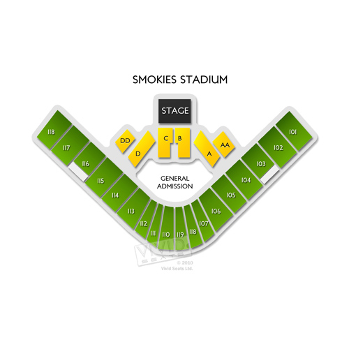 Smokies Stadium