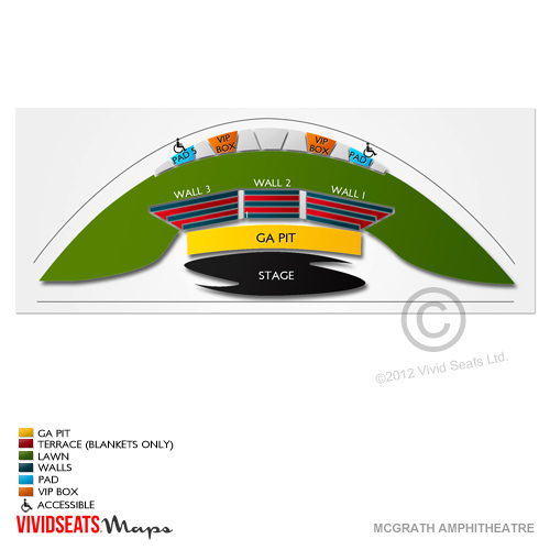 McGrath Amphitheatre