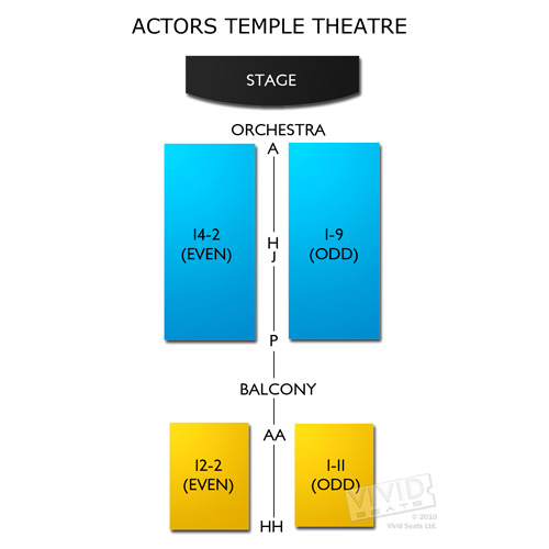 Actors Temple Theatre