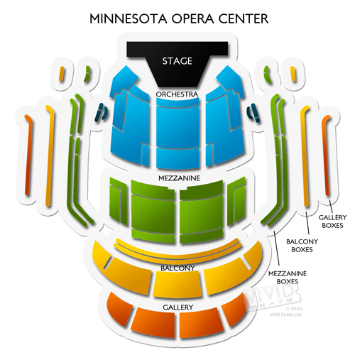 Minnesota Opera Center