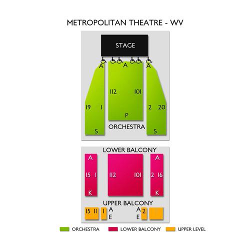 Metropolitan Theatre - WV