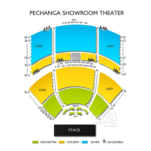 Pechanga Entertainment Center