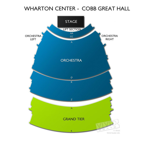 Wharton Center