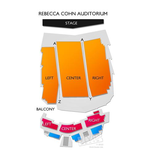 Rebecca Cohn Auditorium