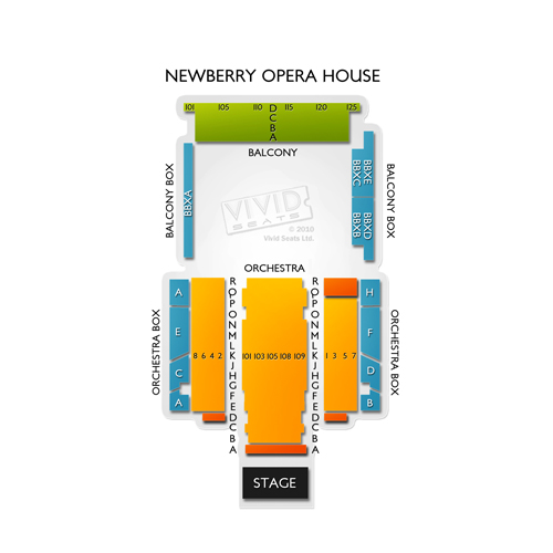 Newberry Opera House