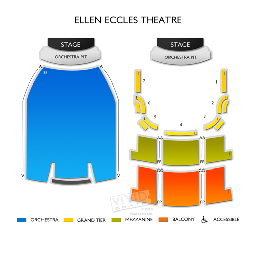 Ellen Eccles Theatre