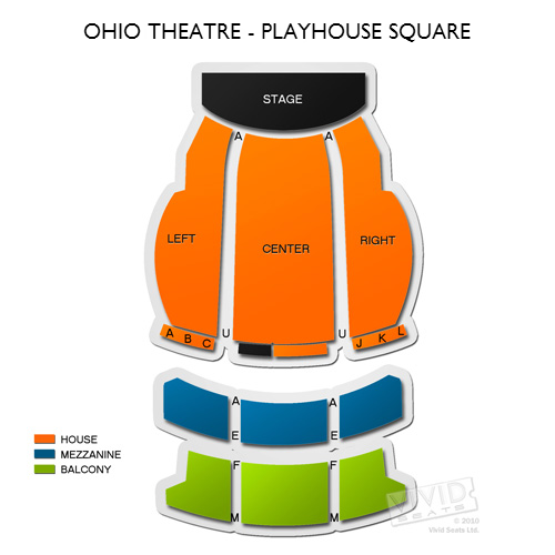 Ohio Theatre - Playhouse Square