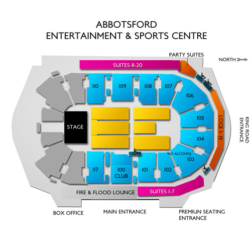 Abbotsford Entertainment & Sports Centre