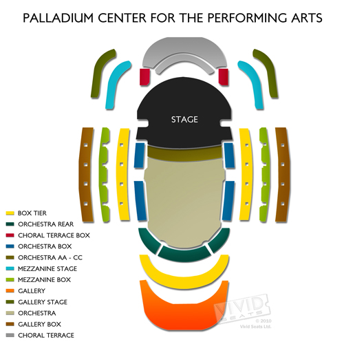Palladium Center For The Performing Arts