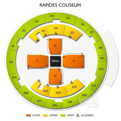 Rapides Coliseum