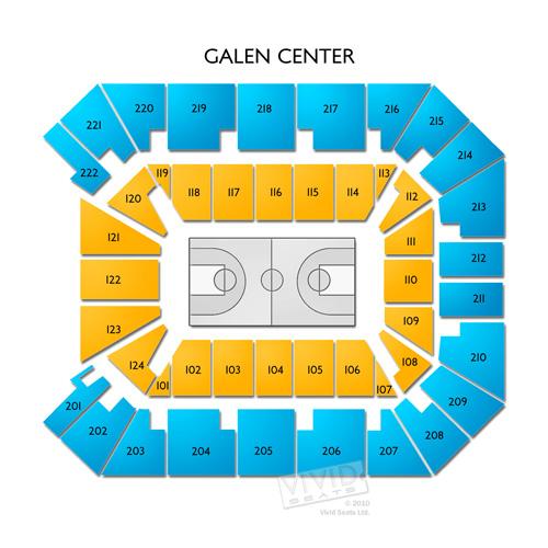 Galen Center