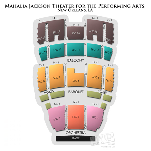 Mahalia Jackson Theatre
