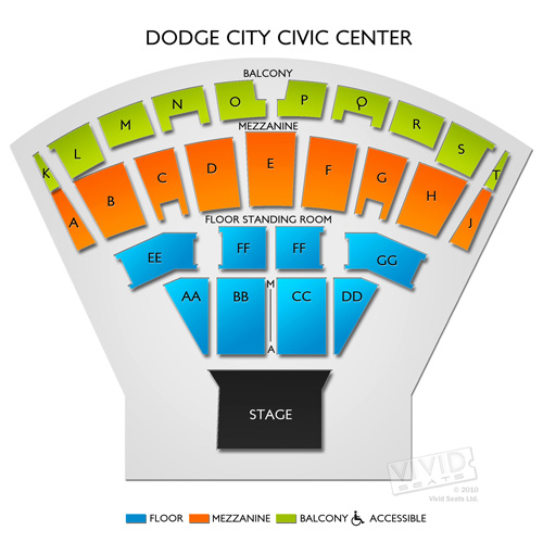 Dodge City Civic Center