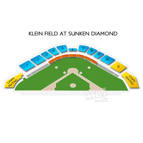 Klein Field At Sunken Diamond