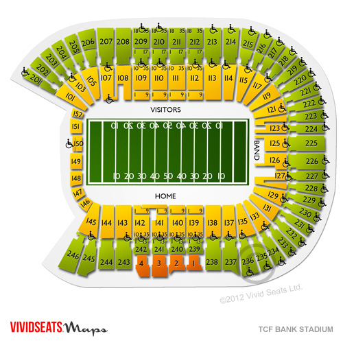 tcf bank stadium seating map with Tcf Bank Stadium Tickets on 321364 New Vikings Stadium Map additionally Click Here To View A Map Of The Stadium furthermore 284529291 as well Tcf Bank Stadium Tickets moreover Clemson Football Stadium Seating Chart.