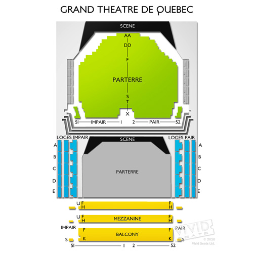 Grand Theatre de Quebec