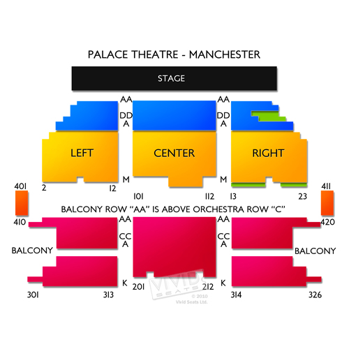 palace theatre manchester tickets palace theatre