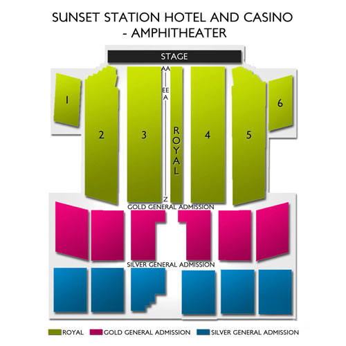 Sunset Station Hotel and Casino