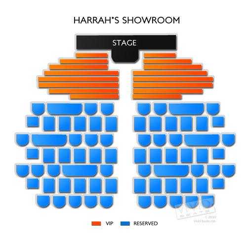 Harrah's Showroom