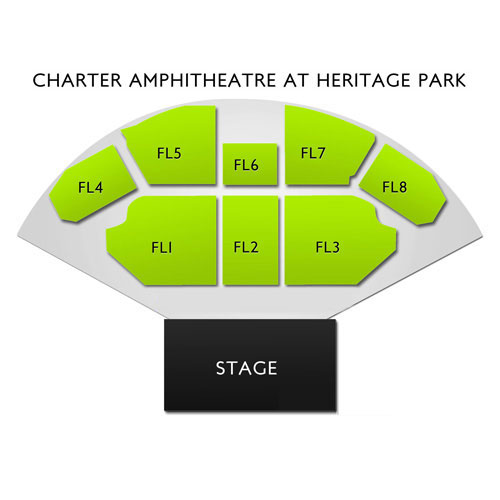 Charter Amphitheatre at Heritage Park