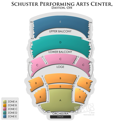 Mead Theatre at Schuster PAC
