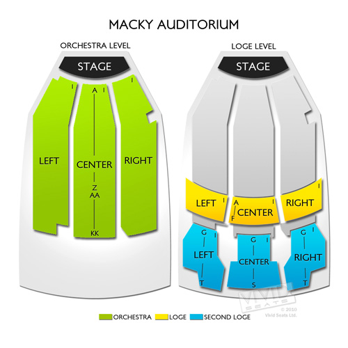 Macky Auditorium