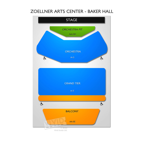 Zoellner Arts Center