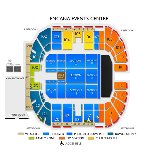 EnCana Events Centre