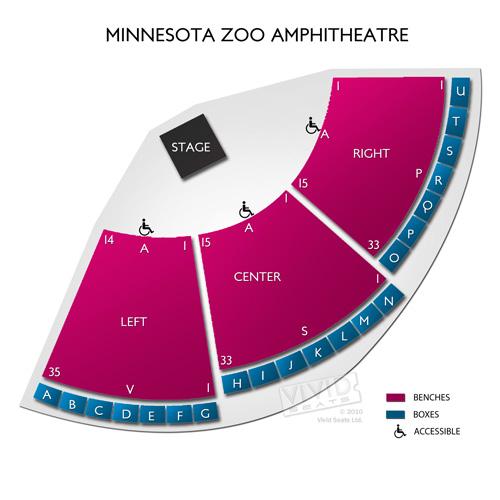 Minnesota Zoo Amphitheatre
