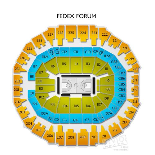 FedEx Forum