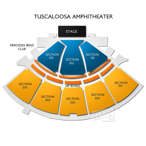 Tuscaloosa Amphitheater