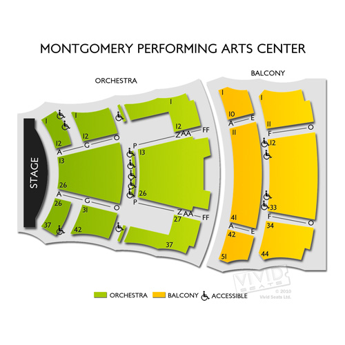Montgomery Performing Arts Center