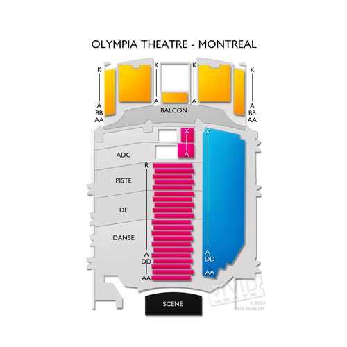 Olympia Theatre  Montreal Tickets  Olympia Theatre