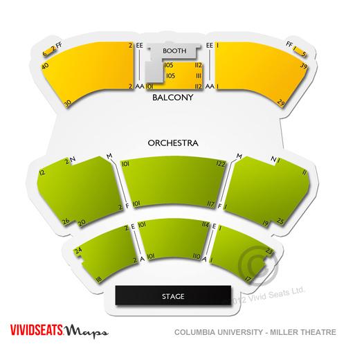 Columbia University - Miller Theatre