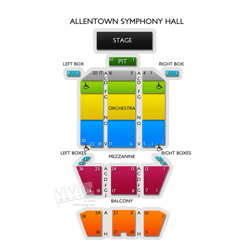 Allentown Symphony Hall