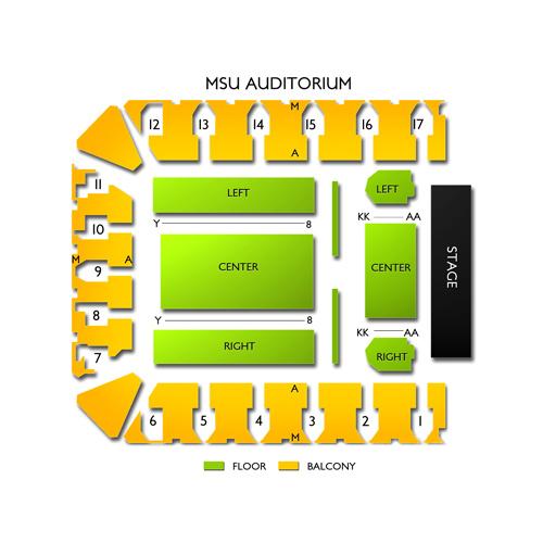 MSU Auditorium