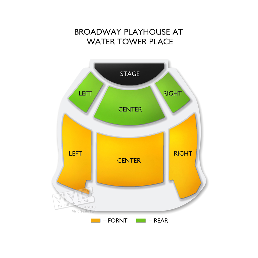 Broadway Playhouse at Water Tower Place