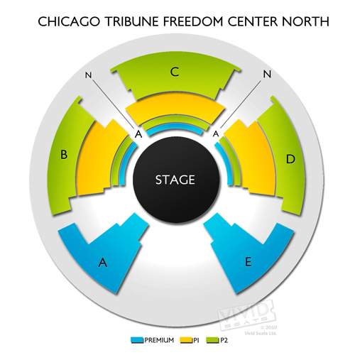 Chicago Tribune Freedom Center North