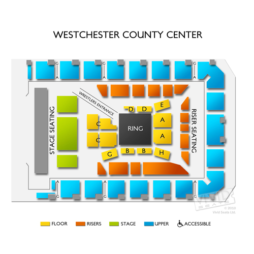 Westchester County Center Tickets Westchester County