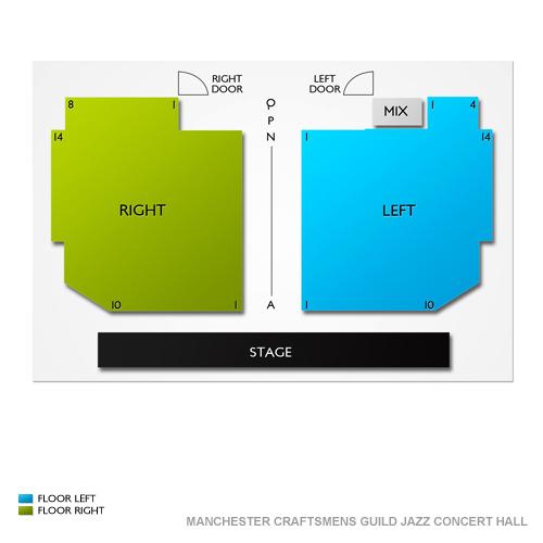 Manchester Craftsmens Guild Jazz Concert Hall