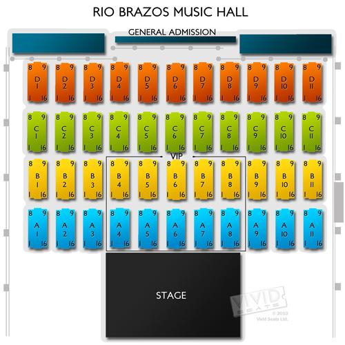 Rio Brazos Music Hall