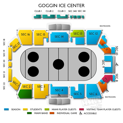 Goggin Ice Center