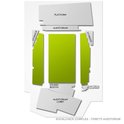 Kovalchick Complex - Toretti Auditorium