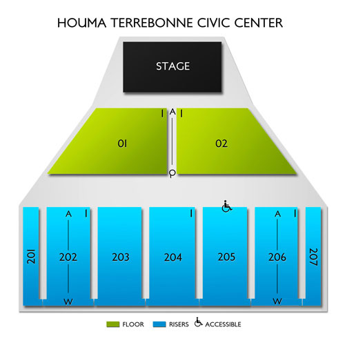 Houma Terrebonne Civic Center