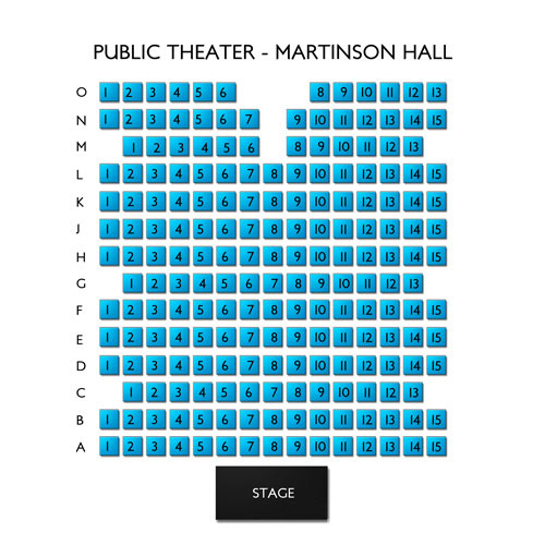 Public Theater - Martinson Hall