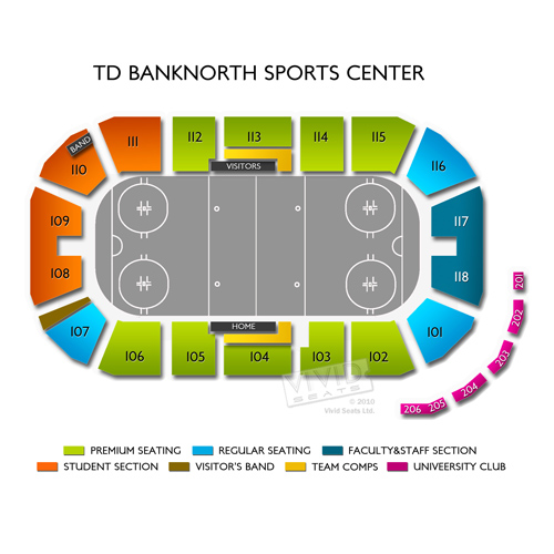 TD Banknorth Sports Center