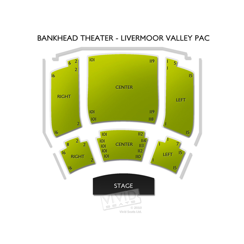 Bankhead Theater - Livermoor Valley PAC