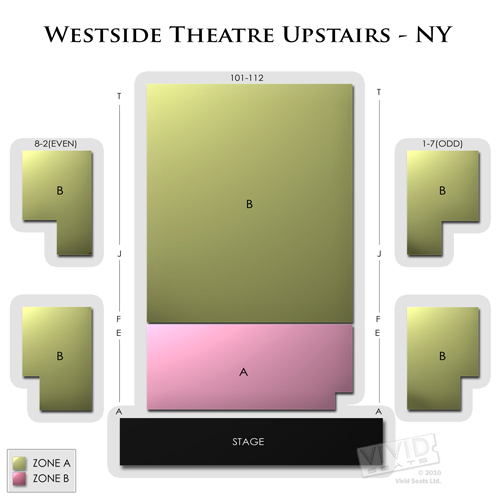 Westside Theatre Upstairs - NY