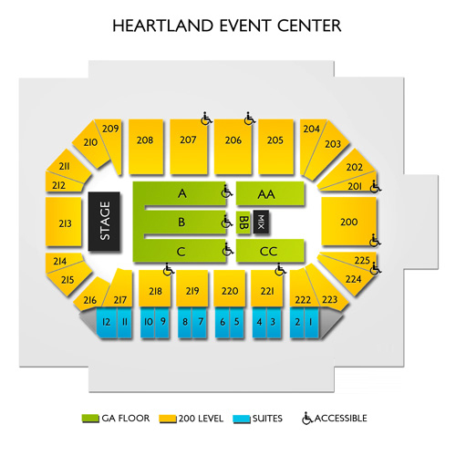 Heartland Events Center